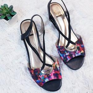 Impo Multi-color sandal Heels - Size 10M